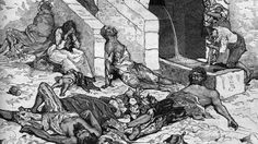 19) Plague remained endemic for the next 350 years and contributed to further declines in the French population. By the middle of the 15th century, plague and war had wiped out most of the population increases of previous centuries.