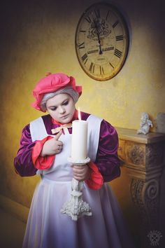 "Mrs. Potts (Walt Disney ""Beauty and Beast"")"