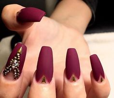 61 Best Matte Acrylic Nails Images Pretty Nails Gorgeous Nails
