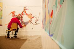 Alex Janvier (Dene Suline and Saulteaux) Aboriginal Artwork, Aboriginal Artists, Group Of Seven, Native American Artists, Native Art, Color Correction, First Nations, Rivers, Art Lessons