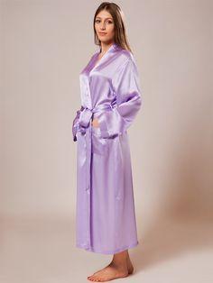 Silk Robe for Woman #silkrobeforbridesmaids