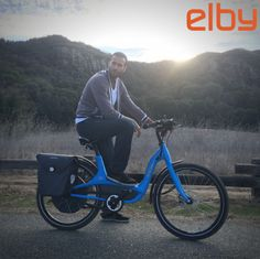 Riding an Elby leaves you more time for more deep, meaningful thoughts. #NoBrainer #RideElby #ElbyBike