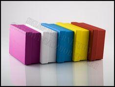 Ekskluzywne pudełka ozdobne. Kolorowe, ręcznie oklejone pudełka ozdobne na prezent, gadget reklamowy lub drobny produkt. Pudelka ozdobne w różnych rozmiarach i kolorach - producent.