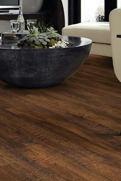 shaw baja 6 in. x 48 in. wyoming repel waterproof vinyl plank