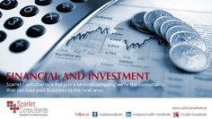 Scarlet Consultants is not just a services company, we're the consultants that can take your business to the next level – whatever that level happens to be. We can assist with arranging financing and funding for your company through our connections and association with various banks and lenders from around the world. - See more at: http://tinyurl.com/kfza74z