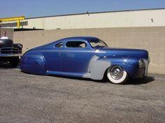 rik hoving  | Dsc07872 | 1941 Ford Coupe Medium Blue heavy Chop album | Rik Hoving ...