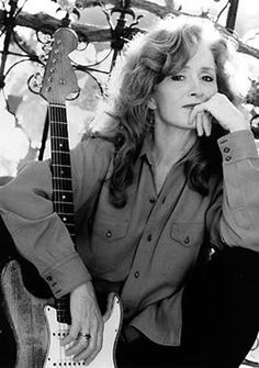 Bonnie Raitt  I recently saw her in concert in a small venue. She is incredible. Would see her again in a second.