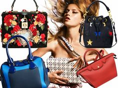 The Charm of Luxury: SPRING/ SUMMER 2015 HANDBAGS TREND