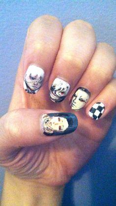 tokyo ghoul nail