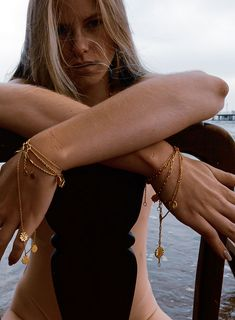 Contemporary Jewellery, Modern Jewelry, Branding Design, Fashion Accessories, One Piece, Elegant, Swimwear, Classy, Bathing Suits