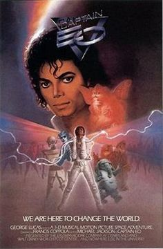 """On this day 2009 - Disneyland announced that it would be bringing back Michael Jackson's """"Captain Eo"""" in February 2010. The 17-minute film had debuted at the park 23 years earlier."""