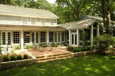 Exteriors - traditional - exterior - chicago - Bradford And Kent