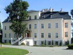 #Castle and Manor Farm #Krzyzowa #poland