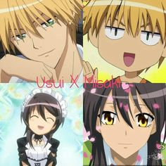 why can't you be real Usui