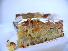 Ero una schiacciata alla fiorentina ora sono un Dolce con le mele e olio extravergine Flaminio! by Giada Marchesi