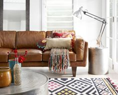 1000 Images About Leather Sofas On Pinterest Modular