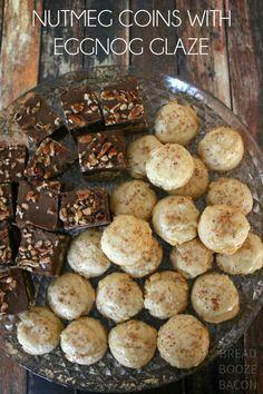 Nutmeg Coins with Eg