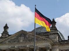 The Bundestag, Berlin.