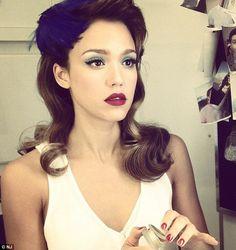 Jessica Alba, she's stunning!