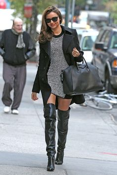 Models In Thigh High Boots Bing Images Chic Pinterest And Highs