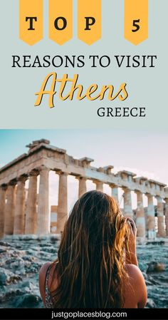 Athens is such a beautiful city! Click and discover the top reasosn why you need to pack your bags and go to Athens, Greece, ASAP + a list of the best things to do in Athens. | Athens travel tips | what to do in Athens | Athens Greece travel #athens #greece - via @justgoplaces