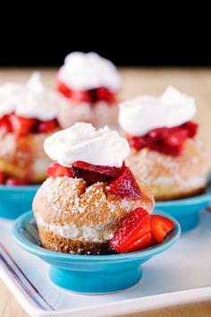 Udi's Gluten Free Strawberry Shortcake Sensations | Udi's® Gluten Free Bread