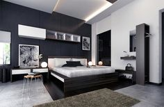 20 Formal and Conservative Gray Condo Bedrooms