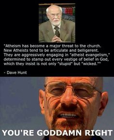 """And your point is  ,Dave. Surely not worried about the """"omnipotent"""" getting hurt feelings ?"""