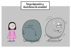 La ansiedad o la depresión son dos de las patologías mentales con un mayor índice de prevalencia en España, ya que afectan al 40 por ciento de la población. 350 millones de personas sufren depresión en el mundo. Para explicar cómo actúan estos trastornos en nuestra vida diaria y la lucha de las personas que …