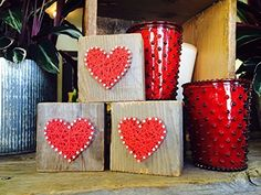Red Heart Block – A unique Easter basket, Mother's Day, Wedding, Anniversary, Valentine's Day, Christmas, House Warming and New Baby girl or boy gift  http://www.fivedollarmarket.com/red-heart-block-a-unique-easter-basket-mothers-day-wedding-anniversary-valentines-day-christmas-house-warming-and-new-baby-girl-or-boy-gift/