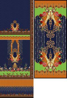 Pattern Design, Print Design, Design Seeds, Future Fashion, Textile Design, Digital Prints, Textiles, Shapes, Board