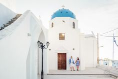 Santorini Greece prewedding destination couples photography