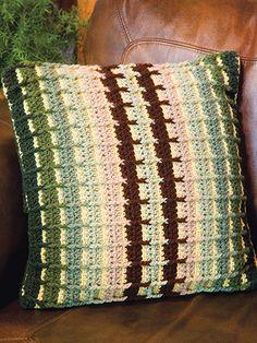 Post-Stitch Pillow