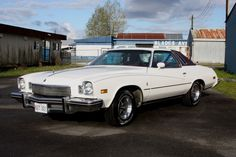 Gorgeous 1974 Buick Regal Base Coupe