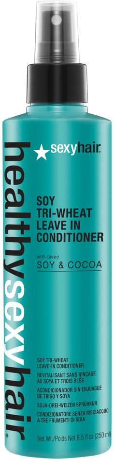 Sexy Hair Soy Tri-Wheat Leave-In Conditioner
