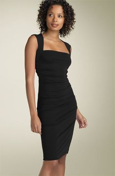 Wedding cocktail dress--great little black dress