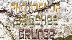"Photoshop - Brushes ""Grunge"" em Alta Resolução | Bait69blogspot"