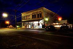 Orlinda General Store. Photographer Sheila Reeves