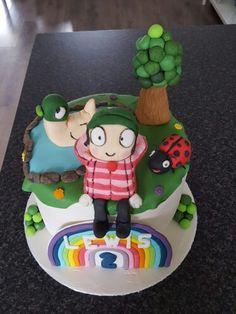 Sarah & Duck birthday cake Baby Girl Birthday, Birthday Fun, Birthday Party Themes, Birthday Ideas, Birthday Cake, Sarah Duck, Lucas 2, Duck Cake, Programming For Kids