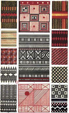 Grammaire de l'#ornement illustrée d'exemples pris de divers styles d'ornement de Jones Owen pour tout savoir sur les différents styles décoratifs selon les époques et les civilisations #couleur #color #numelyo #artgraphique