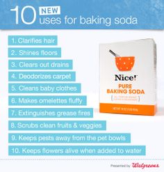 Google do it yourself pinterest yards baking soda isnt just for baking anymore use this great wonder product for a variety of jobs around the house solutioingenieria Image collections