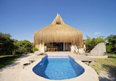 Beach Villa - Azura Benguerra, Bazaruto Archipelago, Mozambique