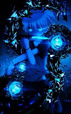 Shiota Nagisa Over Blue by KarakuraKuroko on DeviantArt