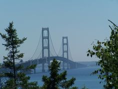 The mighty Mac. My wife and I have crossed it many times.