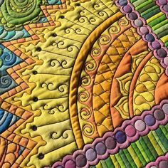 The QuiltedThistle - Longarm Quilting by Coleen Barnhardt
