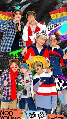Nct 127, Nct Album, Kpop Posters, Mark Nct, Aesthetic Indie, Celebrity Wallpapers, Cute Cartoon Wallpapers, Korean Celebrities, Nct Dream