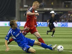 Montreal Impact beat Toronto FC 2-1 for first MLS win