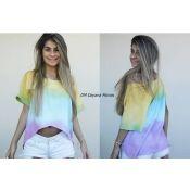 Blusa Bloco Color - DM