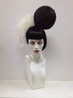 Black Beauty Wig #wigs #outfitterswig #avantgardehair
