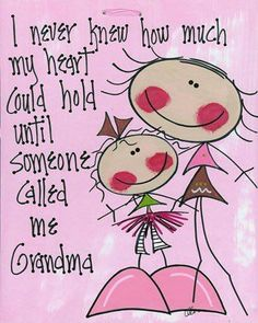 8 Loving Things To Say When You Call Your Grandma (Or Other Extended Family) One of my biggest parenting priorities is to teach my children to develop strong family ties. .